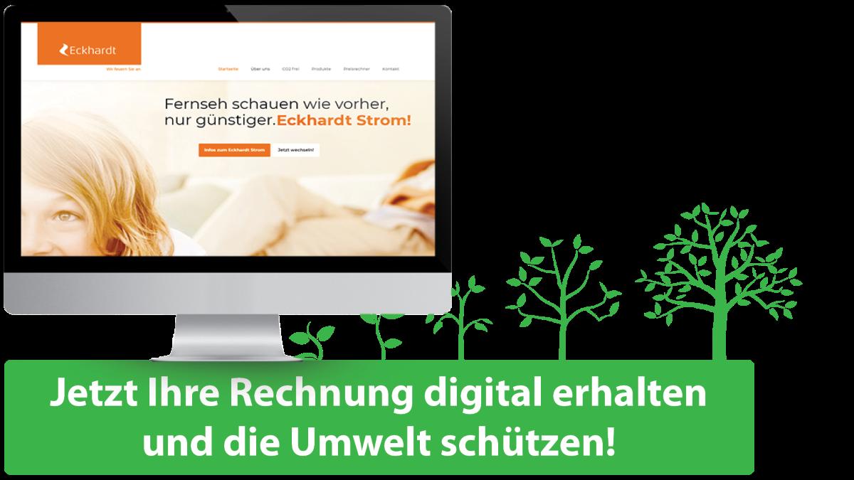 Eckhardt Rechnung digital